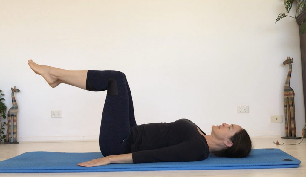 Rotation Control For Back Pain