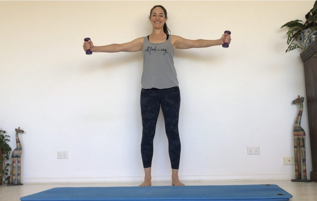 Strong Arm Pilates