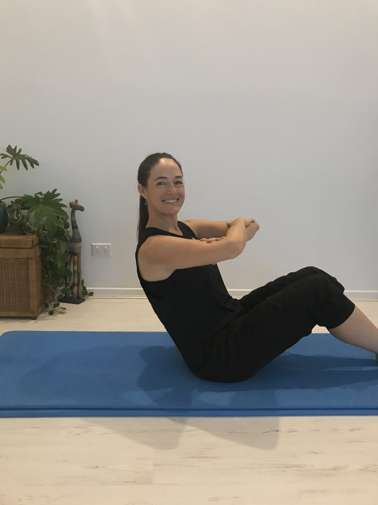 Pilates In All Positions