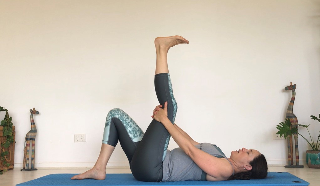 Stretches for Restless Legs