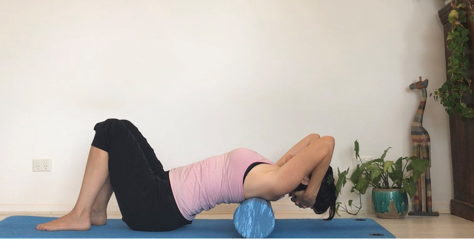 Roller Thoracic & Rib Mobility