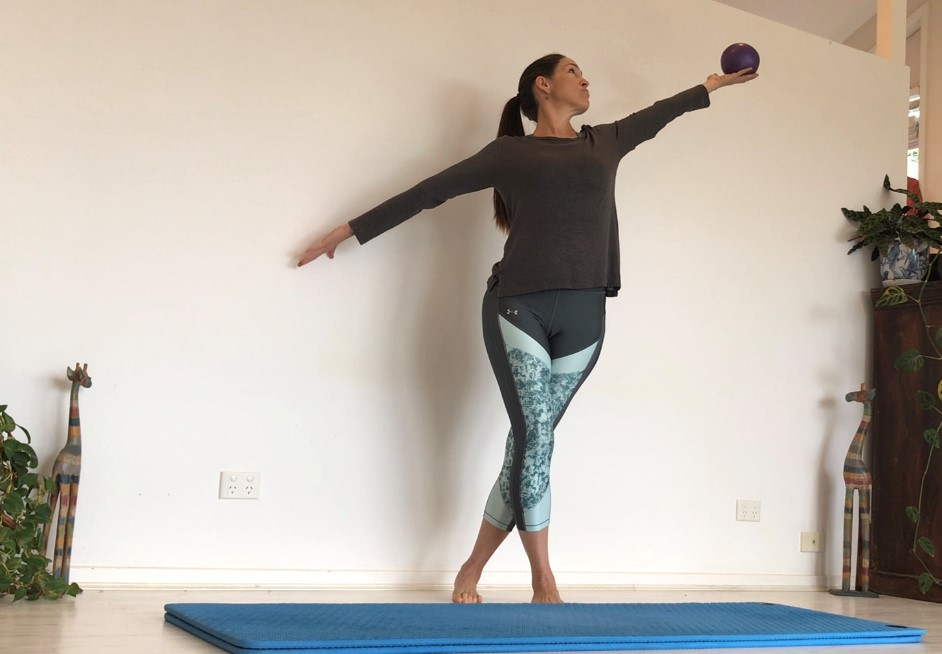 Chi Ball Stretch & Mobility